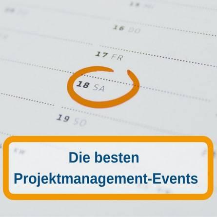 Die besten projektmanagement events in deutschland for Die besten innenarchitekten deutschlands