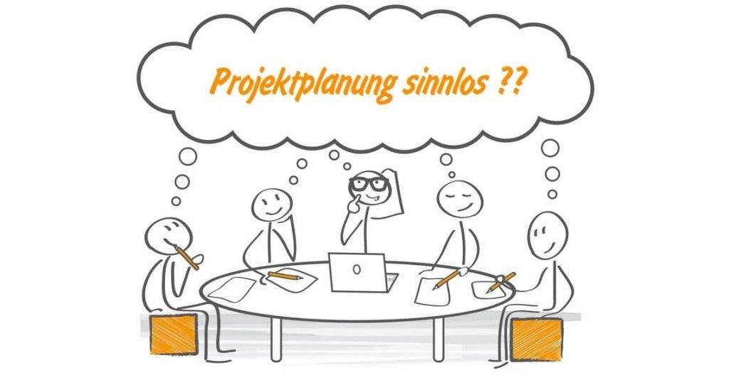 Der Prozess vor der Projektplanung ist entscheidend